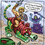 He-Man  The Heat of the Battle