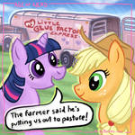 Age of Nerd - My Little Pony:  Out to Pasture
