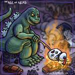 The Age of Nerd - Godzilla vs. Stay Puft