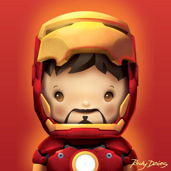 Son of Iron Man by RockyDavies