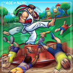 The Age of Nerd - Ryu vs. Merry-Go-Round
