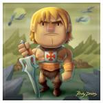 Heroes Squared - He-Man