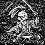 Usagi Yojimbo the Rabbit Ronin