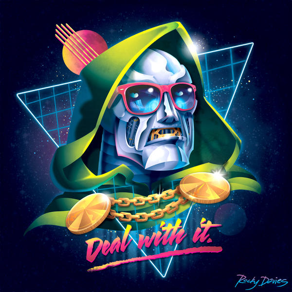 Dr.Doom - DealWithIt by RockyDavies
