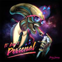 Xenomorph - It Ain't Personal by RockyDavies