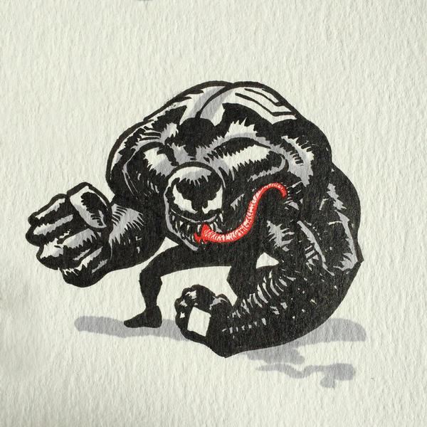 Pen-venom by RockyDavies