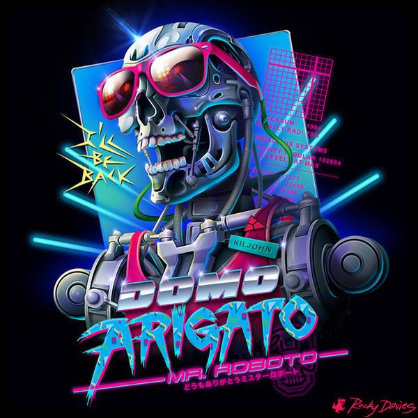 Domo Arigato by RockyDavies