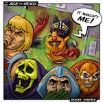 It Wasn't Me! - MOTU He-Man Stinkor