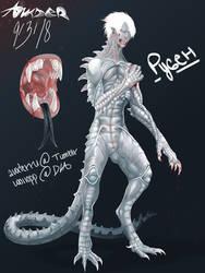 Ruben w/ blood by wollopp