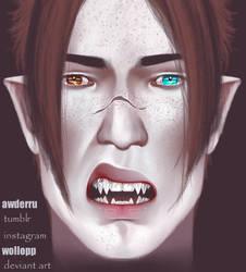Say something [OC] Erick Hawkins  by wollopp