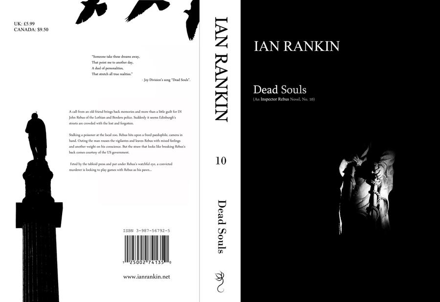 Ian Rankin's Dead Souls, No.1 by BluDevil93