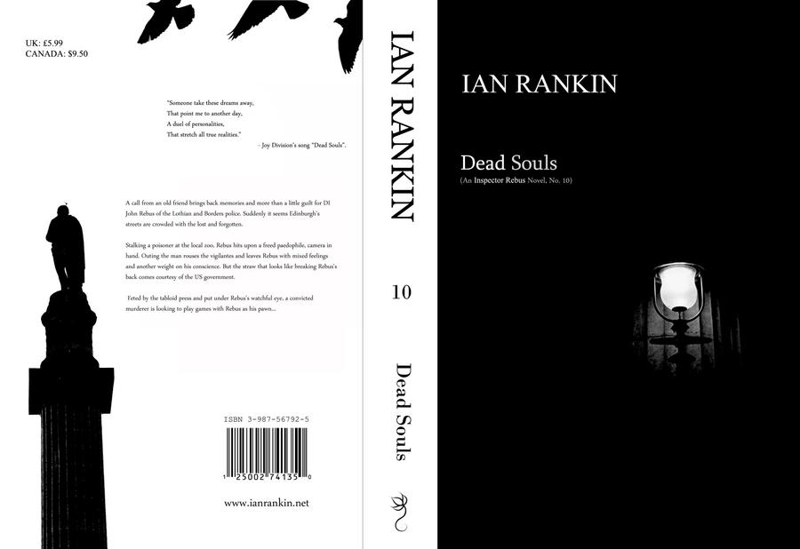 Ian Rankin's Dead Souls, No.2 by BluDevil93