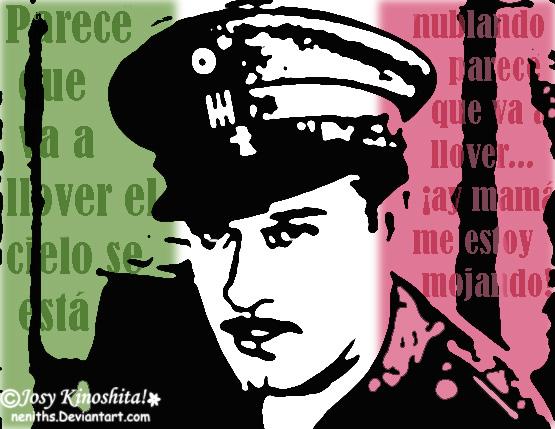 Poster Tribute- Pedro Infante El Inmortal By Neniths On