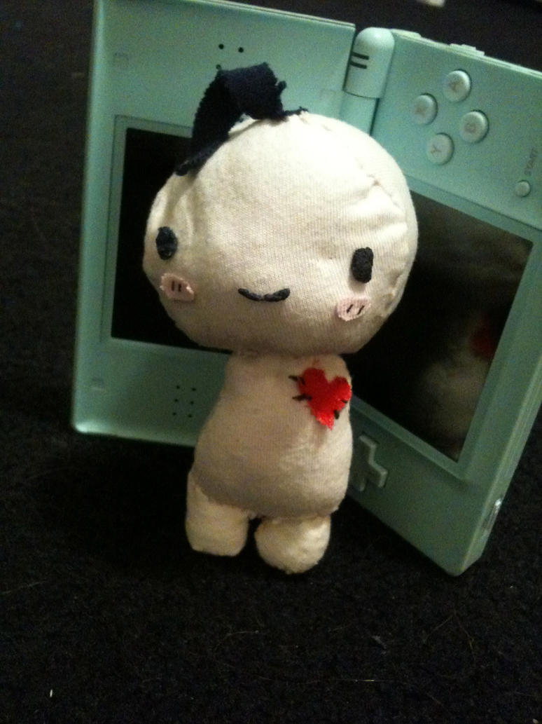 Sup Guy Plushie by Totalmangaka