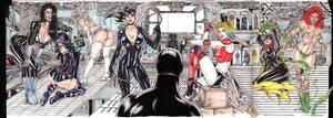 bat Girls - Medson Lima