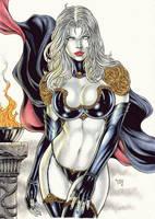 Lady Death by Medsonlima