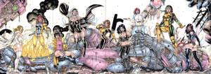 X-men Girls