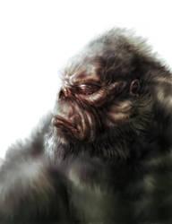 Bigfoot concept by reebkram