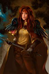 The sorceress by zaknafein77