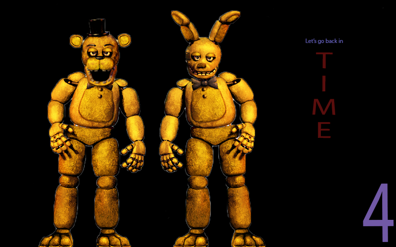 Five nights at freddy s 4 teaser fan made by springmylo on