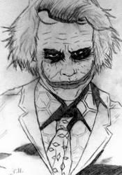 Joker by RoughRaven
