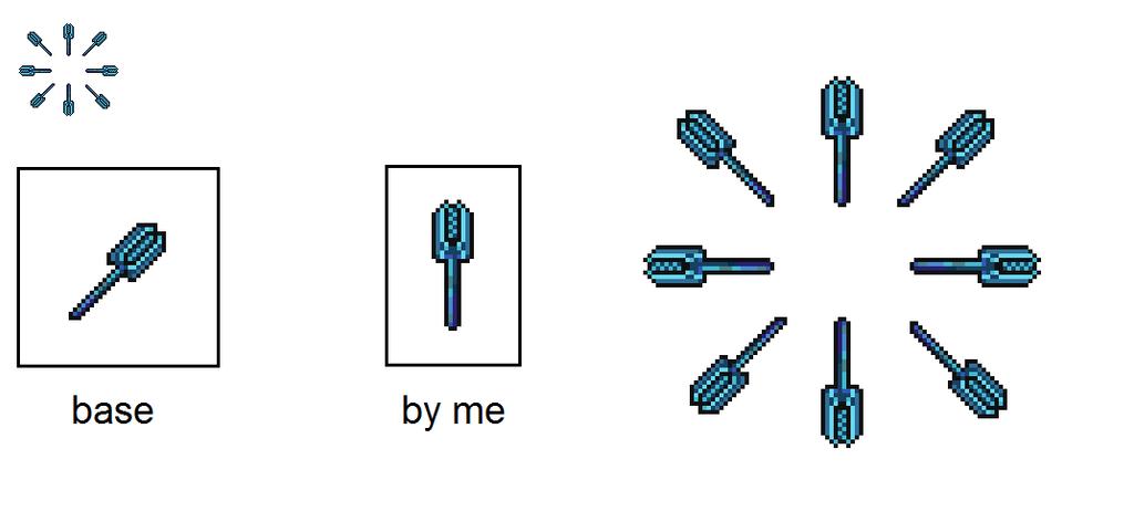 Projectwar Sprites And Weapon – Desenhos Para Colorir