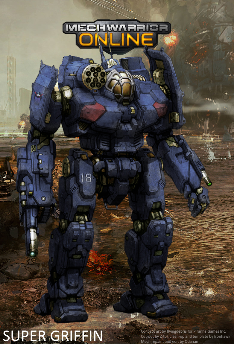Mwo Forums Repainted Concept Art Page 272