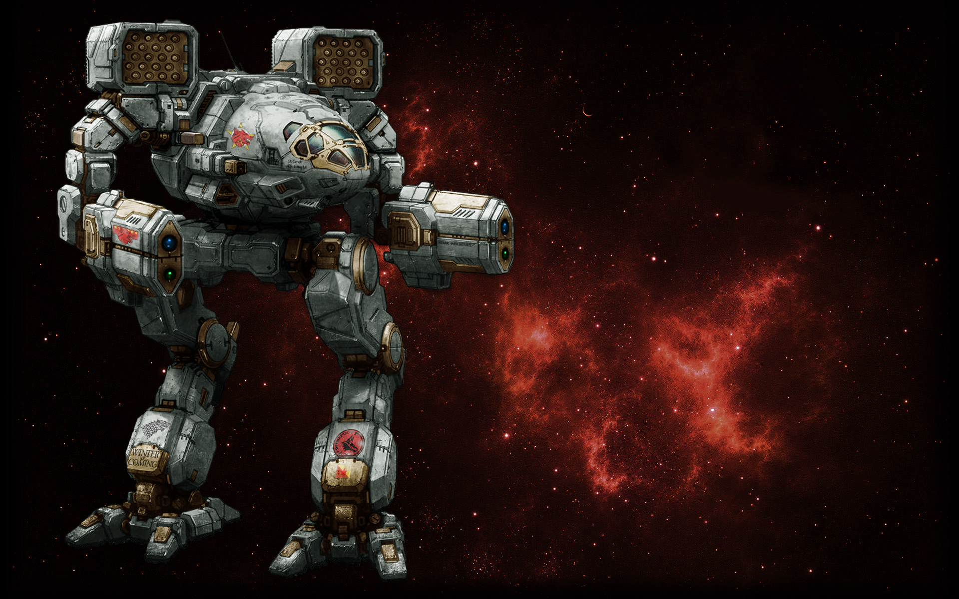 mwo timber wolf mad cat wallpaper by odanan on deviantart