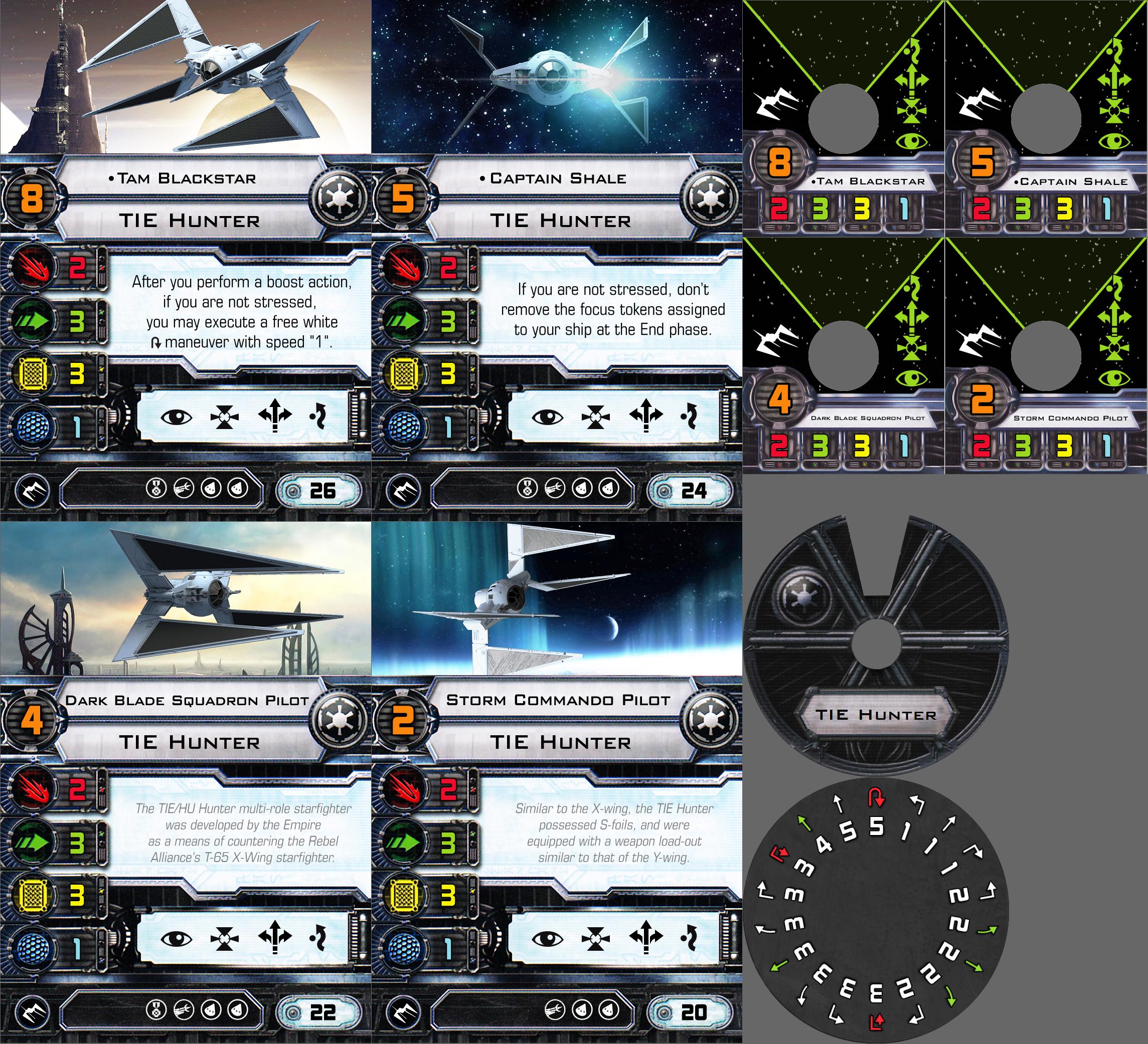 x_wing_miniatures_tie_hunter_custom_ship