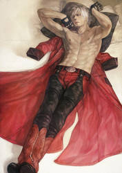 DMC - Dante by offrecord