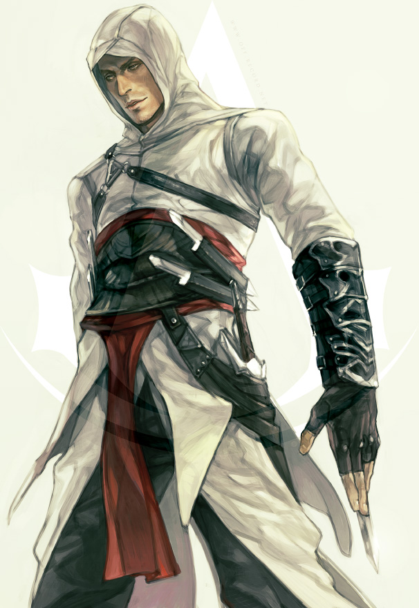 AC - Altair by offrecord on DeviantArt