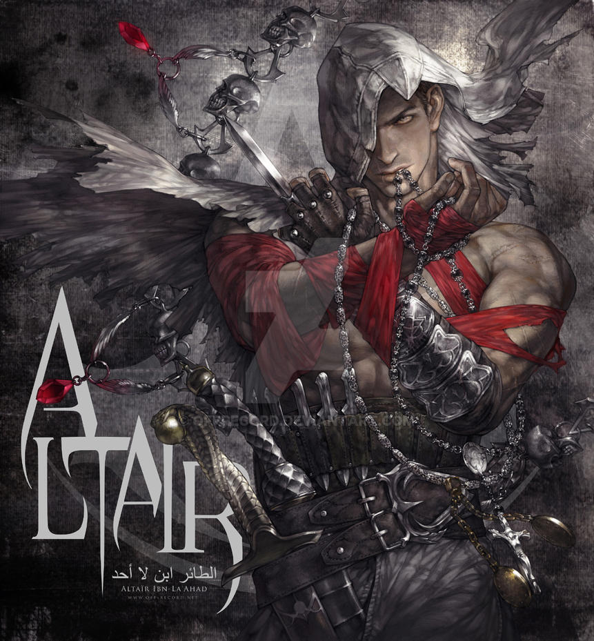 AC - Altair by offrecord