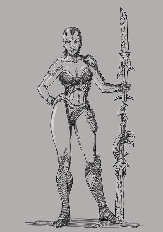 Marvel One-A-Day: Caiera