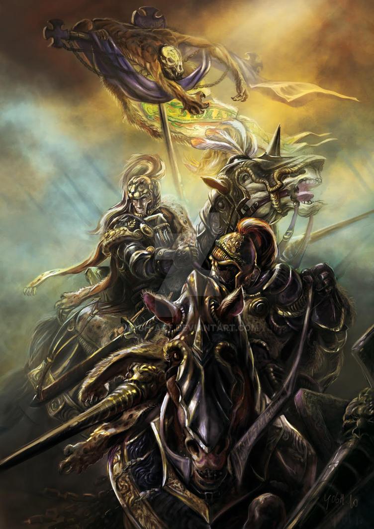 Empire by Yogh-Art