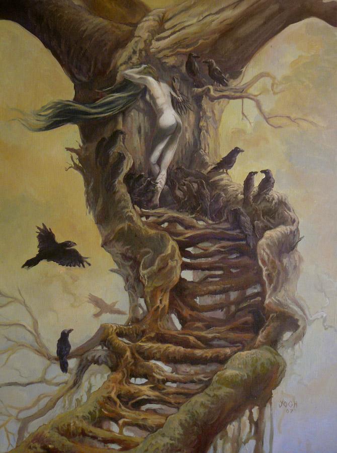 Ravens by Yogh-Art