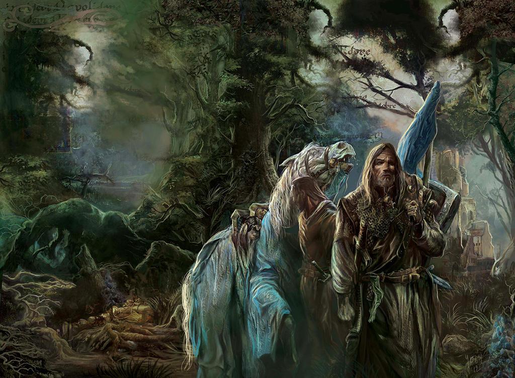 Pendragon Chronicles by Yogh-Art