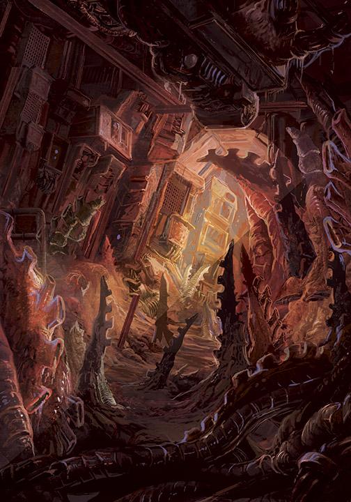 Ark of lost soul 2 by Yogh-Art