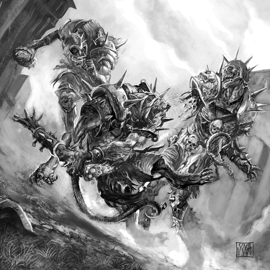 Blood Bowl Sudden Death 02 by Yogh-Art