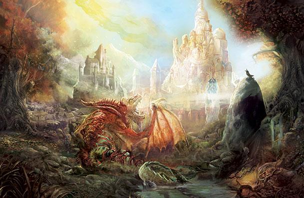Invaders : the Kingdom by Yogh-Art