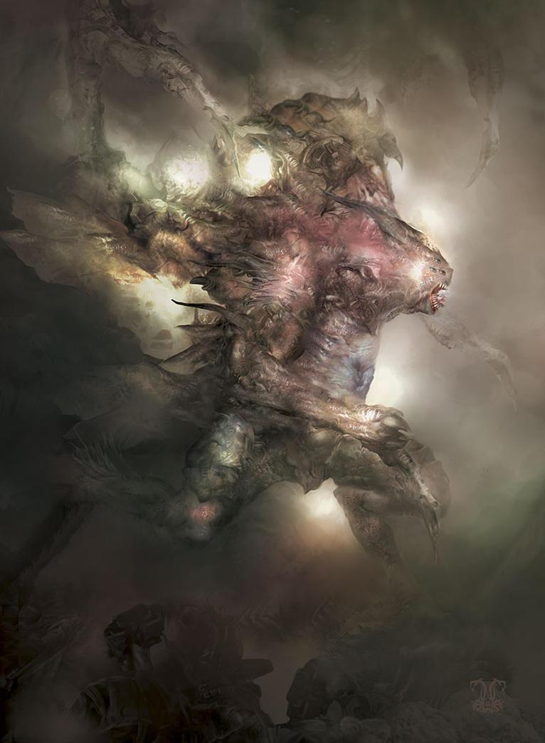 Pestilens (Alien) by Yogh-Art