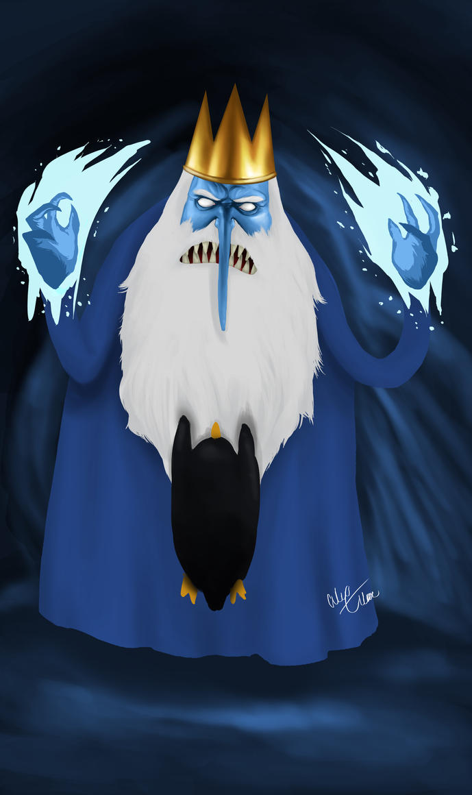 Ice king by Twenty2Digits