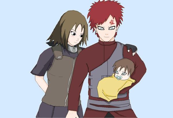 The gallery for --> Naruto Gaara And Matsuri