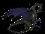Warden Dragon by kinrrataiyath