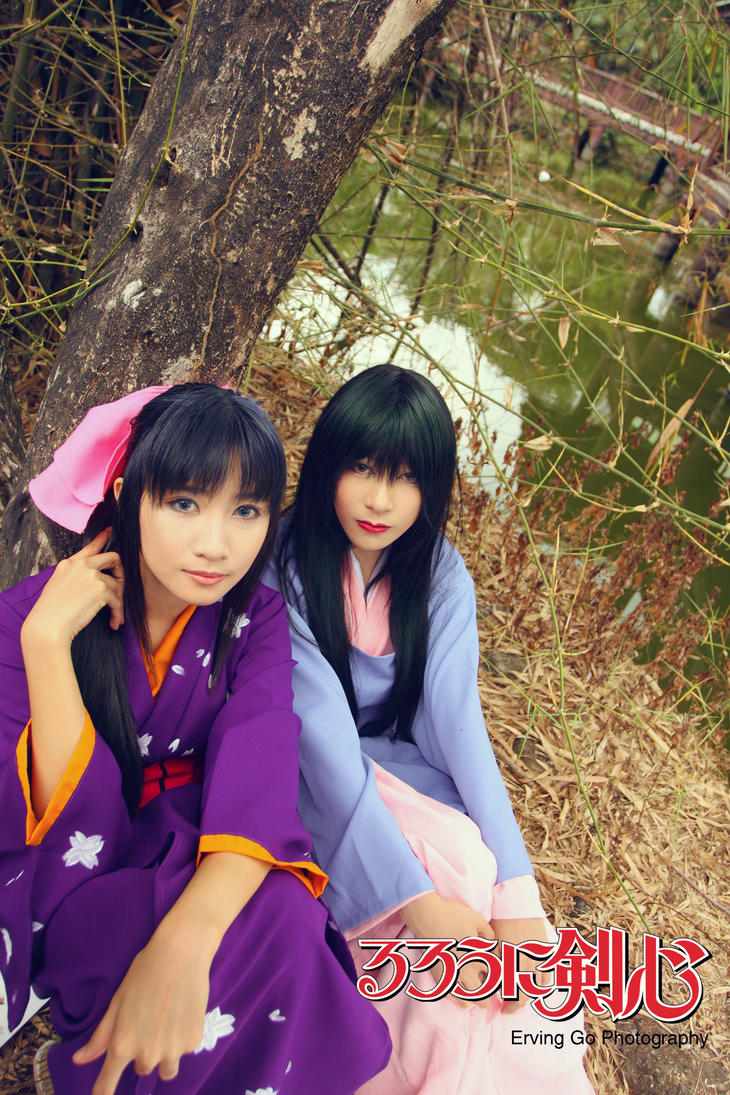 Rurouni Kenshin: Bloom by luna-noctiluca