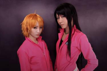 Skip Beat!: The Battle Girls by luna-noctiluca