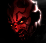 Darth Maul by Frikie