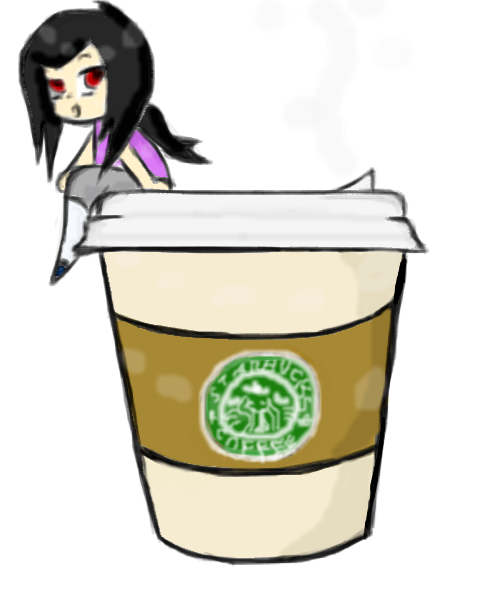 Itachi: Starbucks by ScreamingLullabies