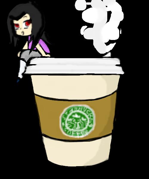 Itachi: Starbucks by ScreamingLullabies