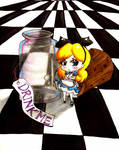 The one they call Alice by MagickalMeltdwn