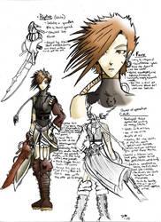 Faux-fallen knight